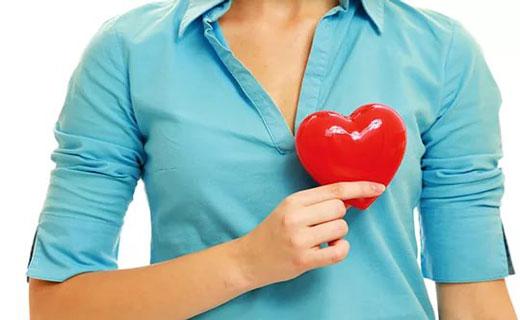 боль в районе сердца