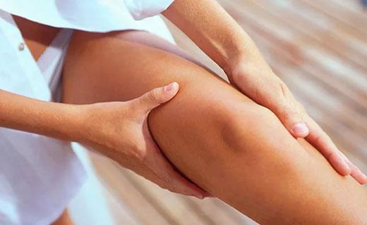 болит выше колена
