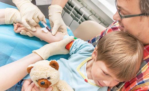 высокие тромбоциты у детей